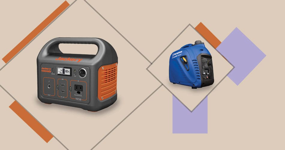 Best Generator for Camping to Generates More Power I 2021 Update