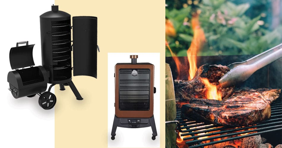 10 Best Vertical Smoker List with Buying Tips & Reviews I 2021