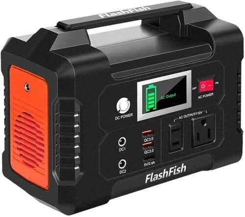 8 FlashFish Portable Power Station