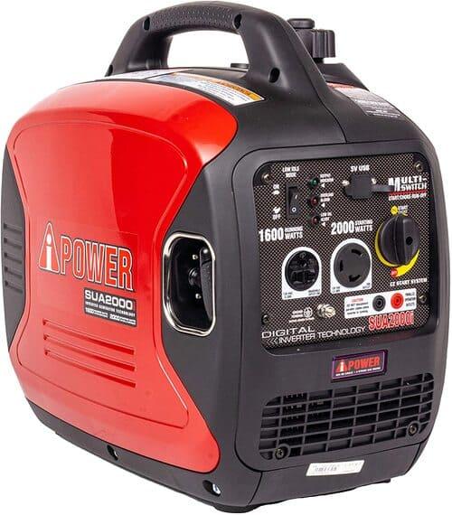 9 A-iPower Generator