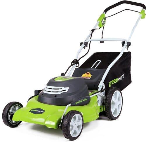 1 Greenworks Lawn Mower25022