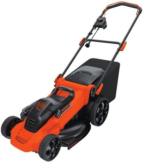 10 BLACK+DECKER Lawn Mower (MM2000)