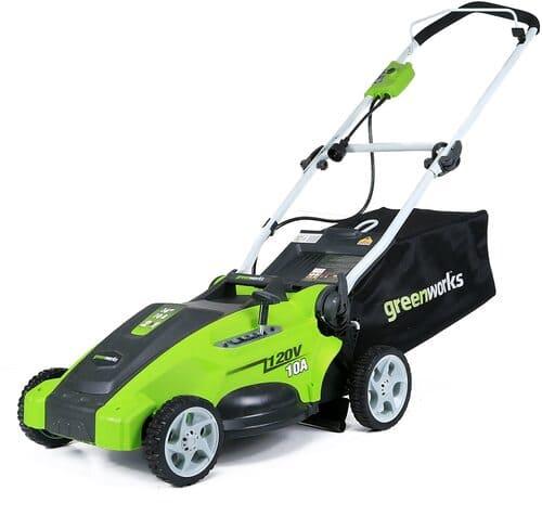 2 Greenworks Lawn Mower 25142