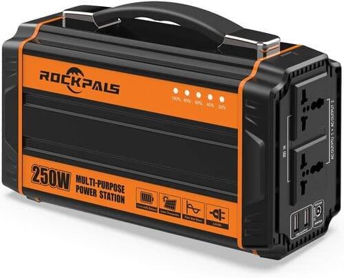 3 Rockpals Generator