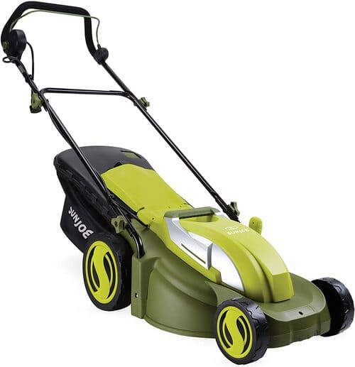 7 Sun Joe MJ403E Electric Lawn Mower Mulcher