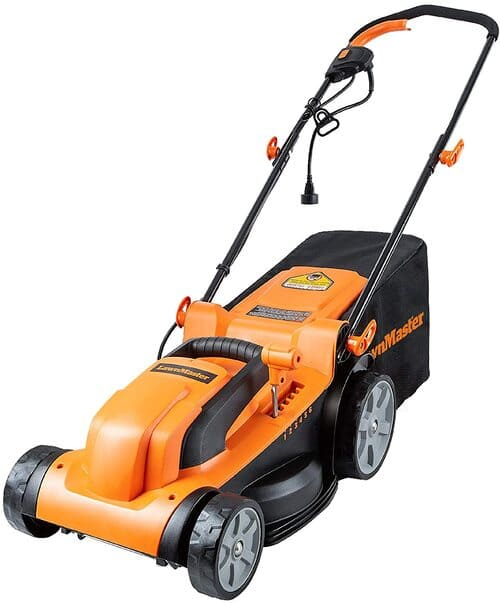 8 LawnMaster MEB1014K Electric Lawn Mower