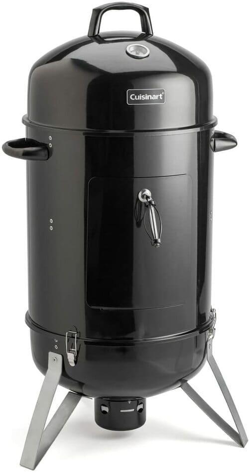 9 Cuisinart COS-118 Smoker