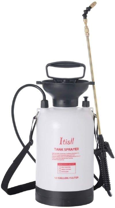 1 ITISLL Portable Garden Pump Sprayer