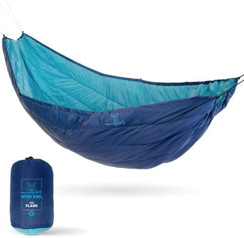 1 Wise Owl Outfitters Hammock Underquilt