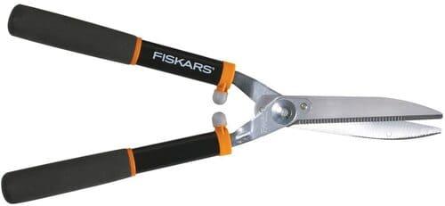 2 Fiskars Power Lever Hedge Shears