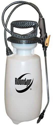 4 Roundup 190260 Lawn and Garden Sprayer, 2 Gallon