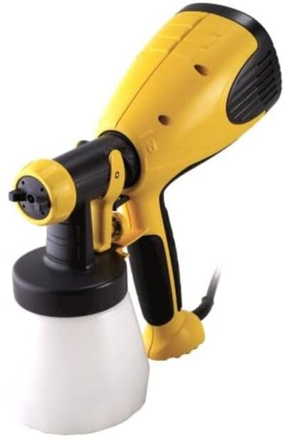 4 Wagner Spraytech 0417005 HVLP Control Spray