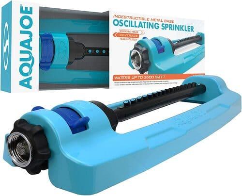 5 Aqua Joe SJI-OMS16 Oscillating Sprinkler