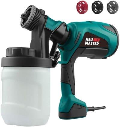 7 Paint Sprayer, NEU MASTER NSG0070 Electric Spray Gun