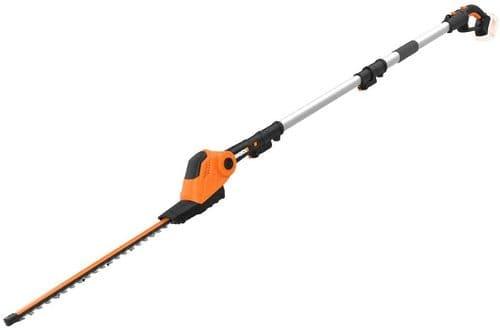 7 WORX WG252.9 Pole Hedge Trimmer
