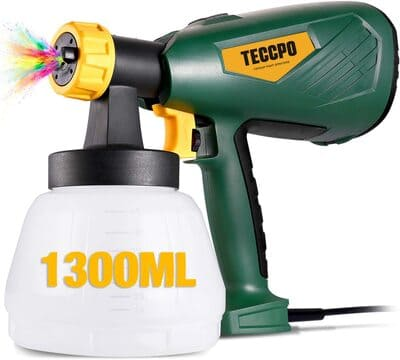8 Electric Paint Sprayer 500 Watts Up to 100 DIN-s