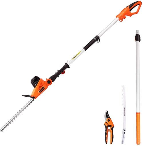 9 GARCARE Electric Hedge Trimmers